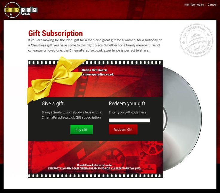 Valentine´s Day is here in a week! Get a perfect gift for your loved one and watch favourite films and new releases together! http://bit.ly/giftcp #valentinesday #gift #subscription #films #new #releases #perfect #present