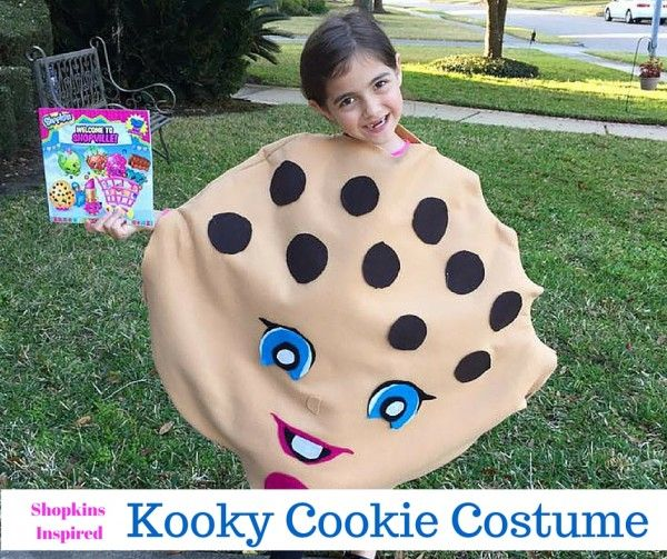 Do you need to make your own DIY Shopkins Kooky Cookie costume? I did too! Here's what I did, hopefully this tutorial (in the loosest sense of the word), works for you! My first grader is OBSESSED with Shopkins. She watches YouTube videos about them. She collects them. Occasionally she plays withthem. Often, I step on them (in case you were curious…some of those Shopkins rival LEGO's on the pain scale). My daughter is a great reader, but  {Read More}