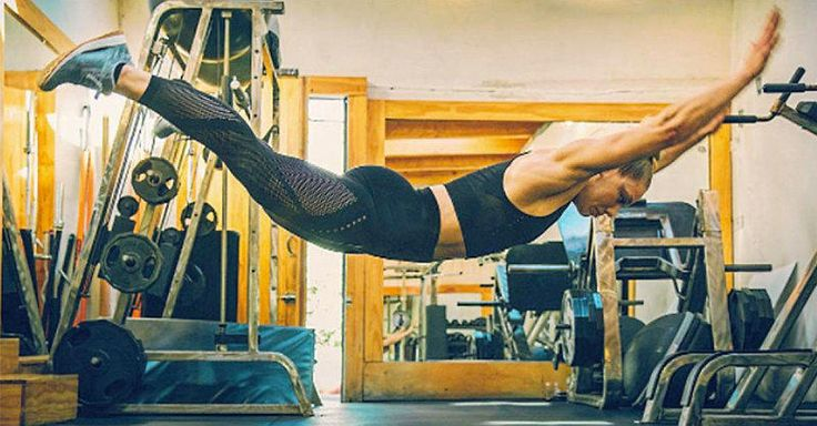 This 4-minute Tabata-style abs workout uses zero crunches and tons of total-body movements to recruit every muscle in your middle.