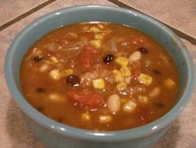 Chicken Taco Soup 200 calories