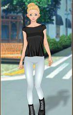 Kız Sokak Modası Oyunu - Online oyunlar ücretsiz oyna - KralOyun
