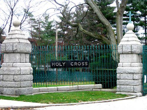 Holy Cross Cemetery, Yeadon, Philadelphia, Pennsylvania