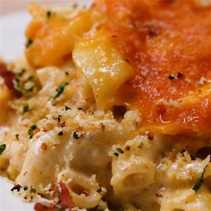 Ultimate Mac 'n' Cheese Recipe by Tasty
