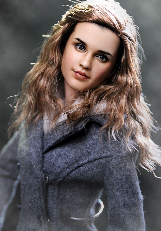 46 best images about incredible dolls on pinterest - Harry potter hermione granger real name ...