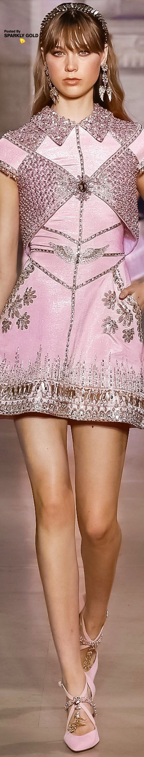 Georges Hobeika Spring 2018 Couture