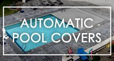 Under Coping Track Auto Cover Rectangle Pool Kits | Royal Swimming Pools