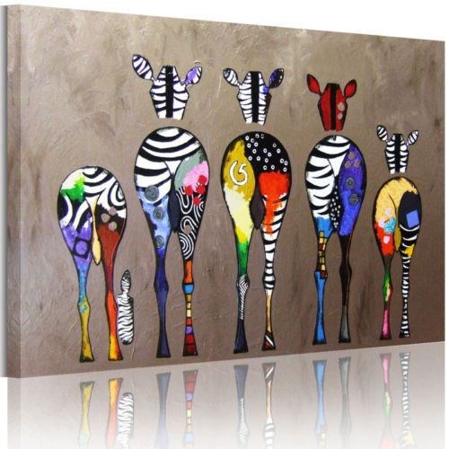 17 best ideas about zebra art on pinterest zebra for Cadre multi photos mural