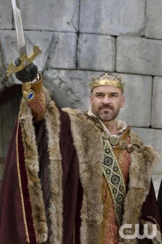 "Reign -- ""Long Live the King"" -- Image Number: RE121a_0216.jpg -- Pictured: Alan Van Sprang as King Henry -- Photo: Ben Mark Holzberg/The CW -- © 2014 The CW Network, LLC. All rights reserved."