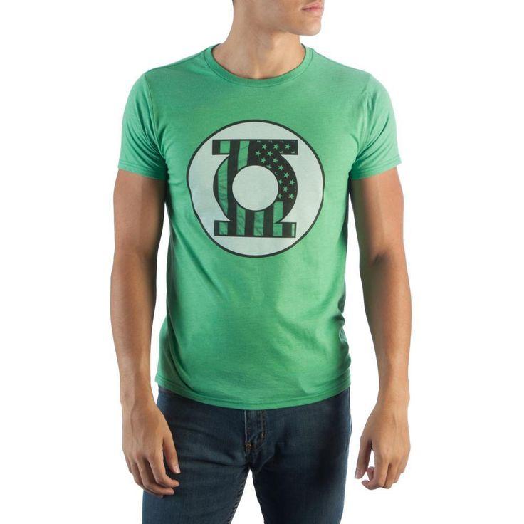 DC Comics Green Lantern Heather T-Shirt