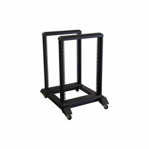 Norco R4-15U 15U 4-Post Open Frame Steel Rack