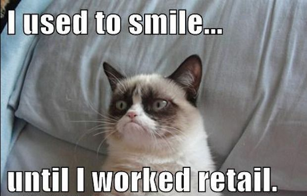 22 most soul crushing things about working retail...surprisingly accurate...for real tho