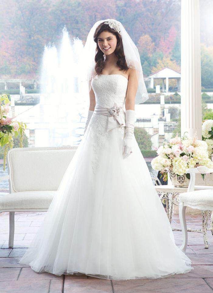 Sincerity wedding dress 3770 37th