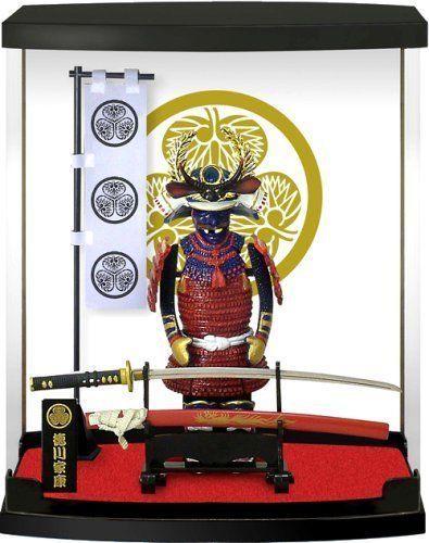 "New! ""Tokugawa Ieyasu"" Sengoku Warrior Mini Armor Figure 1 Samurai Japan F/S"