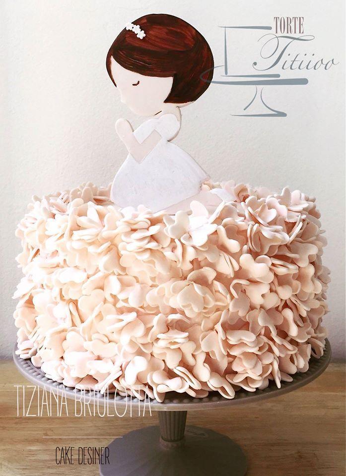 comunion cake