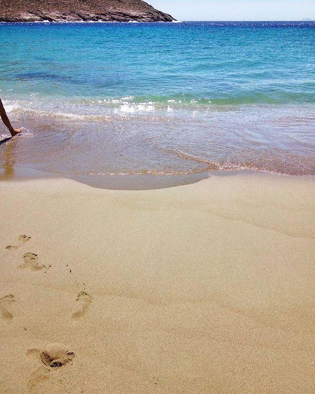 Sand. Sun. Salt. As simple as that