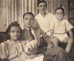Malba Tahan e filhos
