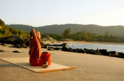 Yoga was invented in India.