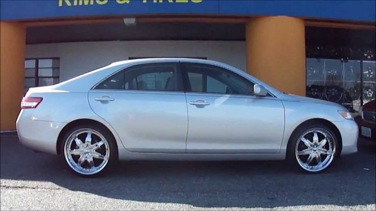 Tires For Toyota Camry 2009