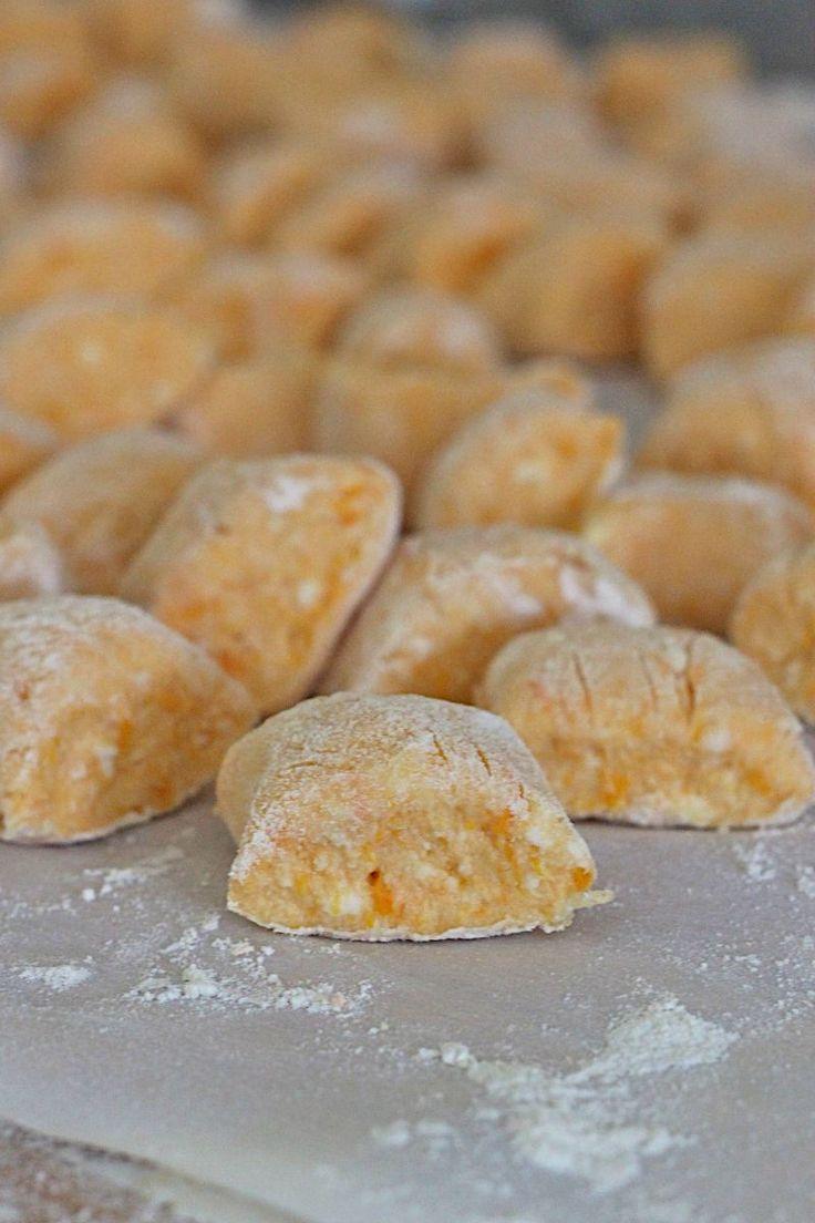 ... Ricotta Gnocchi on Pinterest | Gnocchi, Gnocchi Recipes and Ricotta