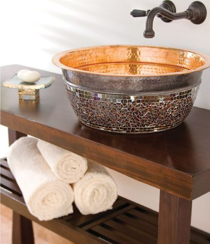 Copper Sink   Nice!