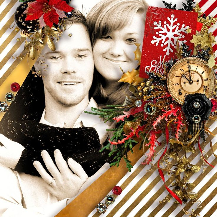 """Classic Focus Part 2 by Dafinia Scrap Available only at Digital Crea https://digital-crea.fr/shop/index.php… Kit """"merry and Bright"""" by Raspberry Road Designs http://www.raspberryroaddesigns.net/shoppe/index.php…"""