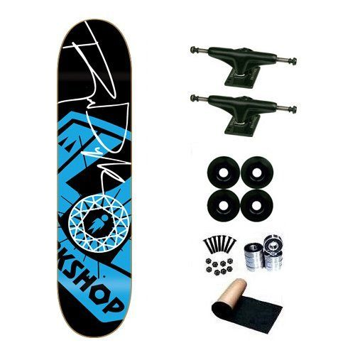 Alien Workshop Rob Dyrdek Signature 8.0 Skateboard Complete by Alien Workshop. $77.99. Brand New, Top Quality Alien Workshop Skateboard Complete