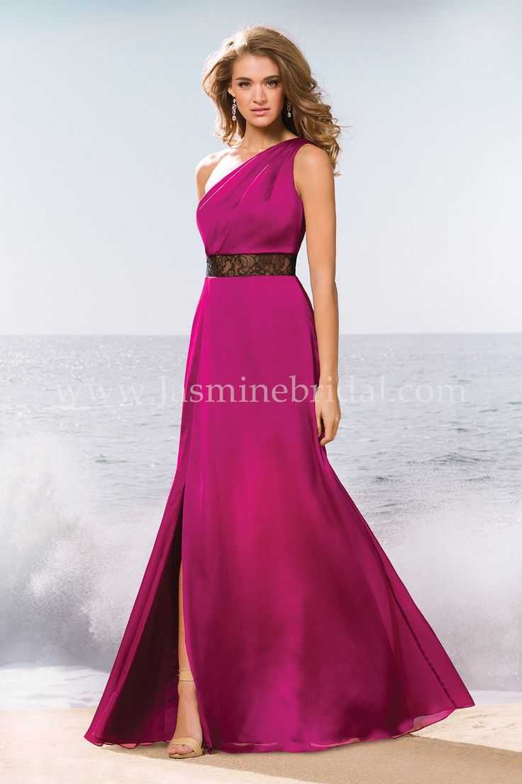 57 best fall 2015 bridesmaids images on pinterest jasmine bridal jasmine bridal bridesmaid dress belsoie l174065 in scarlet black a youthful versatile ombrellifo Images