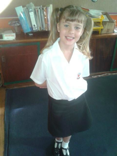 Marile is now in grade 1.