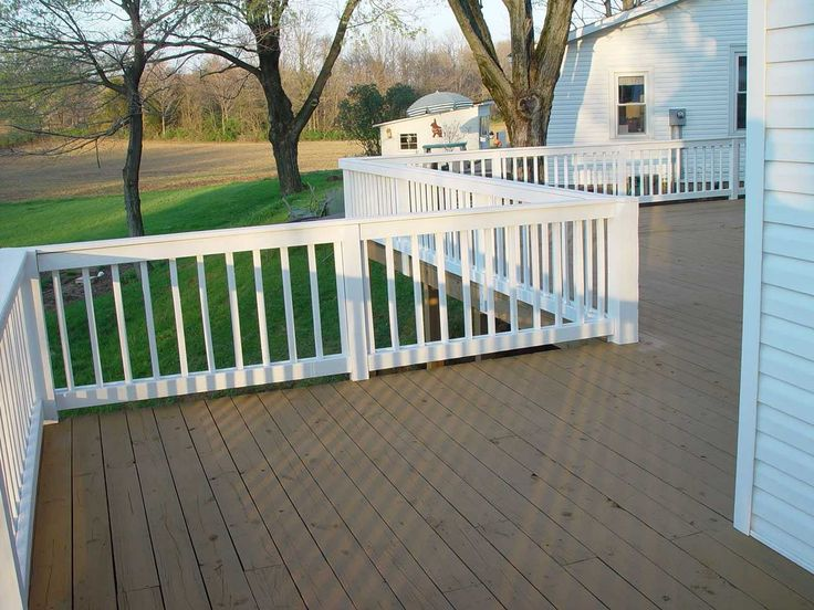Two Tone Deck Home Decor And Design Pinterest Decks Porch Paint And Tw