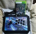 Injustice Gods Among Us Ultimate Edition Fight Stick Arcade Pad Xbox 360  Price 43.0 USD 23 Bids. End Time: 2017-02-15 02:31:39 PDT