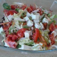 32 Letní salát s tofu a zázvorem recept - Vareni.cz