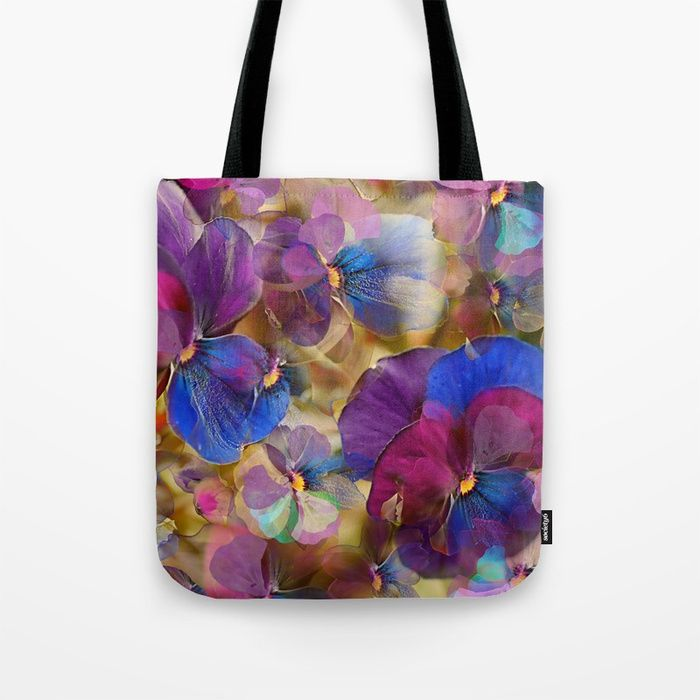 Buy Floral abstract (74) Tote Bag by maryberg. Worldwide shipping available at Society6.com. Just one of millions of high quality products available.