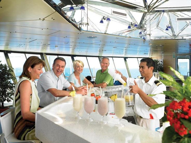 Balmoral - Cocktail bar #Cruise
