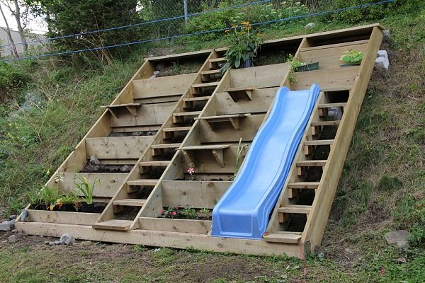Best 25+ Hillside garden ideas on Pinterest