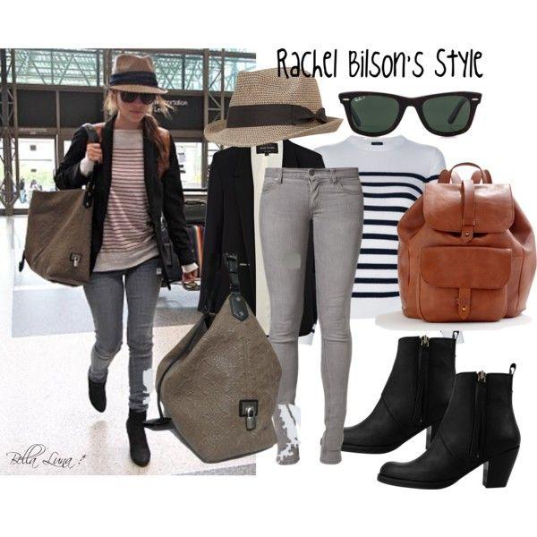"""Rachel Bilson's Style"""