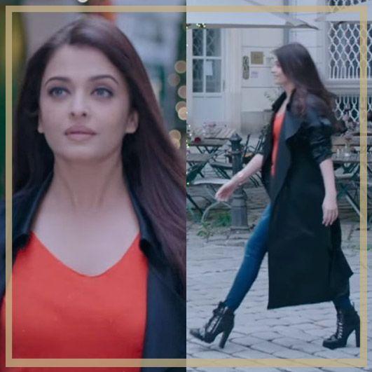 Aishwarya rai Bachchan Look in Ae Dil Hai Mushkil, MyFashgram