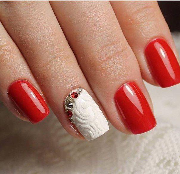 Ногти миндальной формы матовые фото для