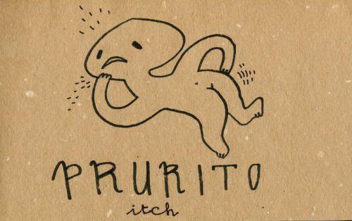 Learning Italian Language ~ Prurito (Itch) IFHN