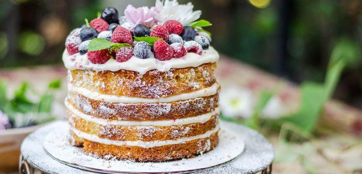 Tendencias en pasteles de boda para 2016