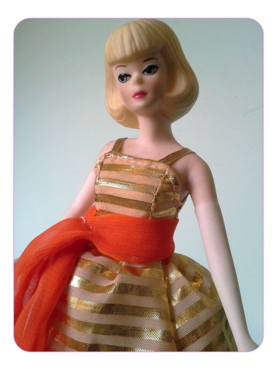 1965 Holiday Dance Limited Edition Barbie Music Box  by SparkleSet