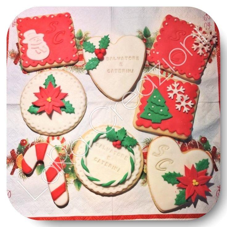 Biscotti Natalizi per sposi