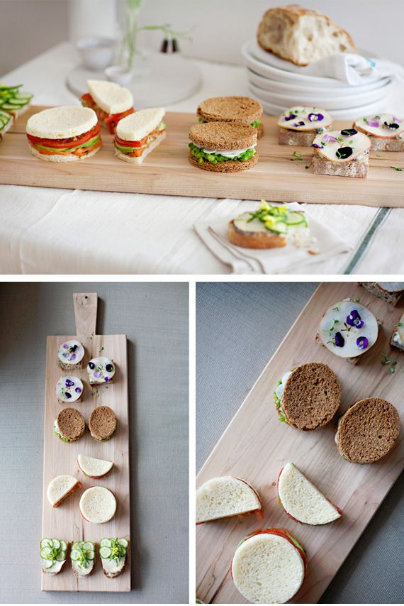 Best 153 FINGER Foods HIGH TEA Foods Images On Pinterest Food And Drink