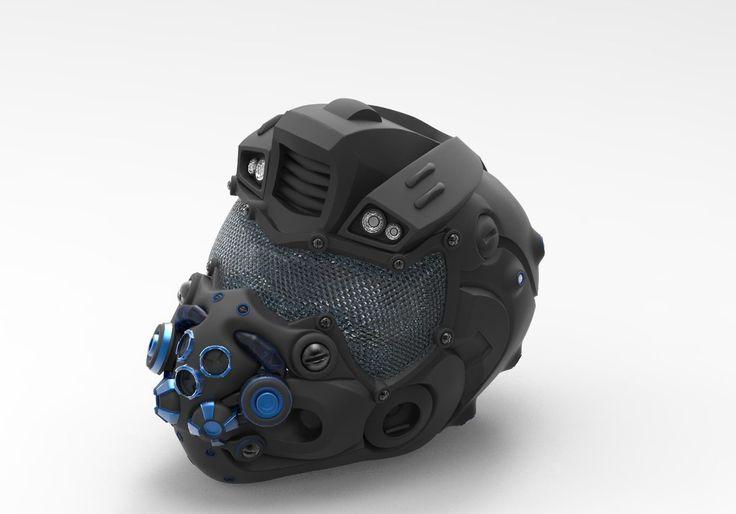 Badass Helmet Concepts Helmets