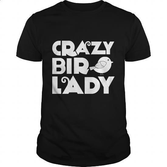 Crazy Bird Lady - #pink sweatshirt #full zip hoodie. SIMILAR ITEMS => https://www.sunfrog.com/Funny/Crazy-Bird-Lady-Black-Guys.html?60505