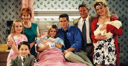Baby Elizabeth is born on Cheyenne's graduation