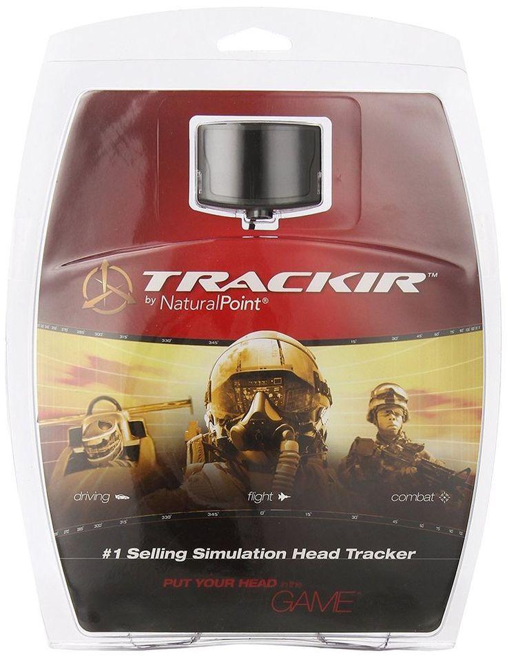 TrackIR 5 Capteur de mouvement spécial jeux de simulation