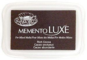 Memento Luxe RICH COCOA Ink Pad Tsukineko ML-800