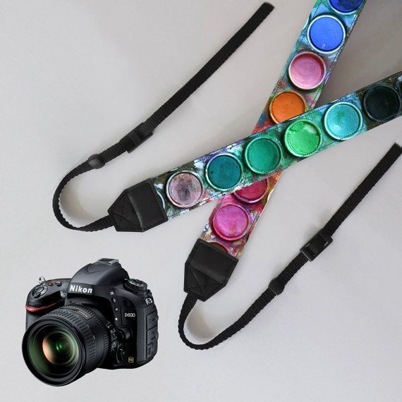 Camera Strap,oil painting set,dSLR Camera Strap,SLR Digital Camera ,Camera accessories,leather strap,nikon camera strap,canon camera strap