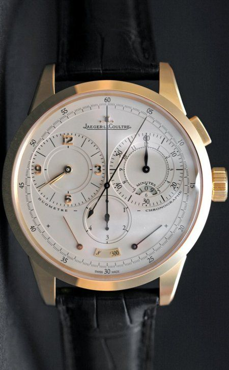 Jaeger-LeCoultre 601.14.20 Limited Edition Duometre a Chronographe, Yellow Gold