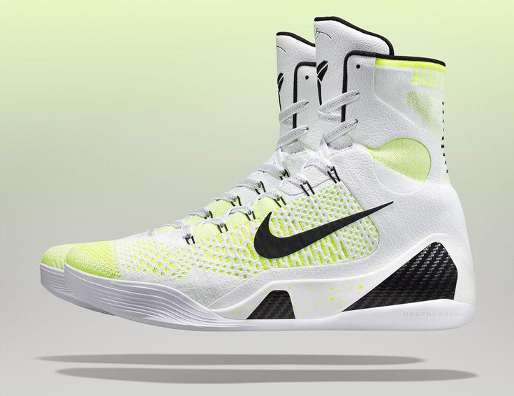 Kobe 9 Elite Neno Green Atomic Teal White